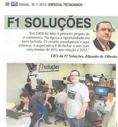 Trajetória da F1 ganha destaque no Jornal VS