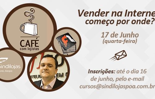 Café com Lojistas abordará e-commerce com CEO da F1 Soluções