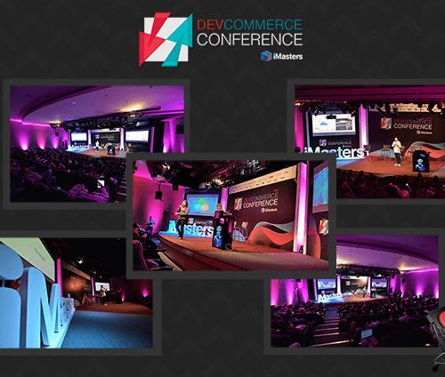 F1 Soluções no DEVCommerce Conference 2015