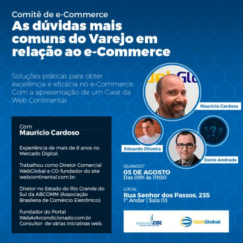 1ª Reunião do Comitê de E-commerce da CDL Porto Alegre