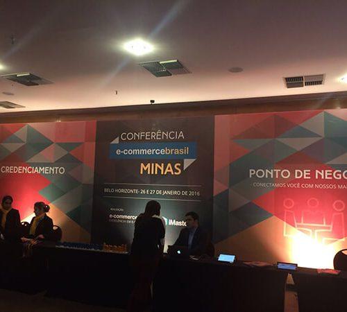 F1 Soluções na Conferência E-Commerce Brasil Minas 2016