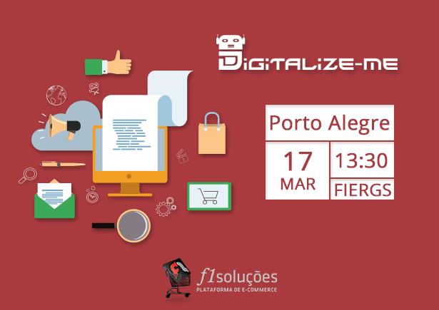 Porto Alegre é sede do Digitalize-ME em março
