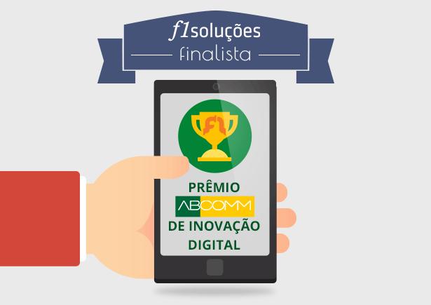 F1 Soluções é finalista do Prêmio ABComm de Inovação Digital