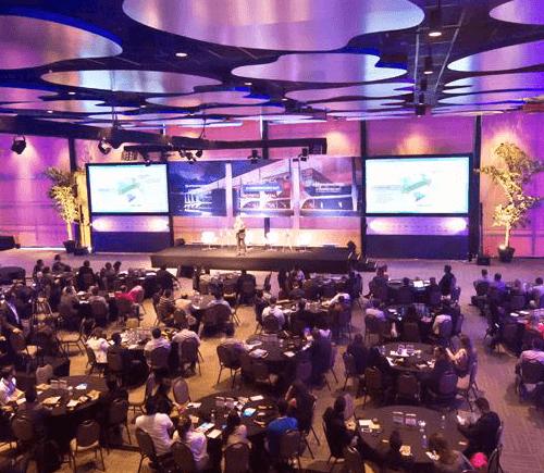 F1 Soluções na Conferência E-commerce Brasil DF