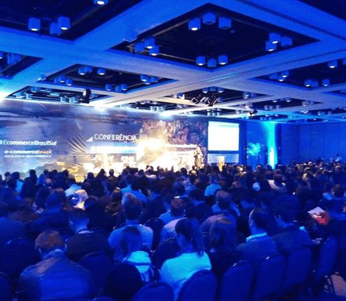 F1 Soluções apoiadora da Conferência E-commerce Brasil SUL