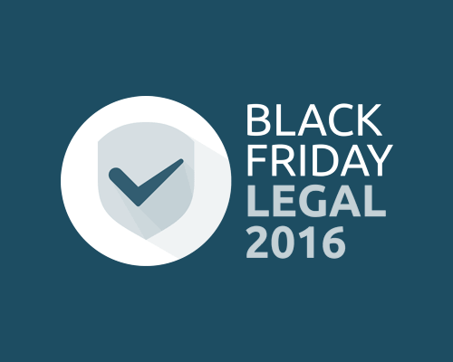 Selo Black Friday Legal 2016, a sua loja virtual já tem?