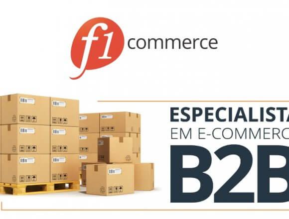 F1 Soluções agora é F1 Commerce, com foco no mercado B2B